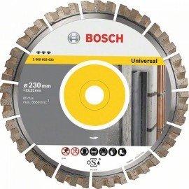 Bosch Best for Universal gyémánt darabolótárcsa 300 x 25,40 x 2,8 x 15 mm
