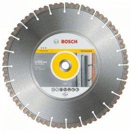 Bosch Best for Universal gyémánt darabolótárcsa 350 x 20/25,40 x 3,3 x 15 mm