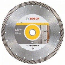 Bosch Best for Universal Turbo gyémánt darabolótárcsák 300 x 25,40 x 3 x 15 mm