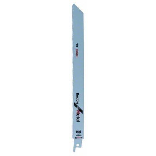 Bosch Bimetál szablyafűrészlap, S 1122 EF Flexible for Metal