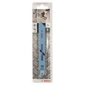 Bosch Bimetál szablyafűrészlap, S 922 EF Flexible for Metal