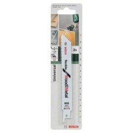 Bosch Bimetál szablyafűrészlap, S 922 HF Flexible for Wood and Metal