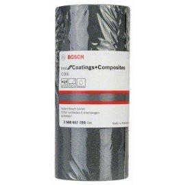 Bosch C355 csiszolóanyag-tekercs 115 mm, 5 m, 400