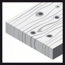 Bosch C470 csiszolólap, 10-es csomag 115 x 140 mm, 2x40; 2x60; 2x80; 2x120; 2x180