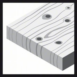 Bosch C470 csiszolólap, 10-es csomag 93 x 186 mm, 2x40; 3x80; 3x120; 2x180