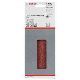 Bosch C470 csiszolólap, 10-es csomag 93 x 230 mm, 40