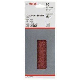 Bosch C470 csiszolólap, 10-es csomag 93 x 230 mm, 80