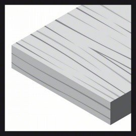 Bosch C470 papír csiszolólap, 50-es csomag 115 mm, 400
