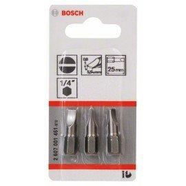 Bosch Csavarozófej, extra kemény S 0,8x5,5, 25 mm