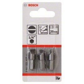 Bosch Csavarozófej, extra kemény S 1,2x8,0, 25 mm