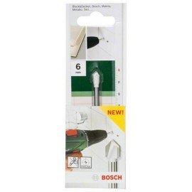 Bosch Csempefúró D= 6,0 mm; L= 80 mm