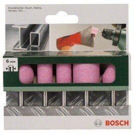 Bosch Csiszolócsapkészlet (2; 15 mm); (1; 20 mm); (2; 25 mm)