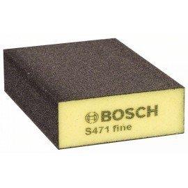 Bosch Csiszolószivacs, Best for Flat and Edge 68 x 97 x 27 mm, finom