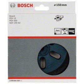 Bosch Csiszolótányér kemény, 150 mm