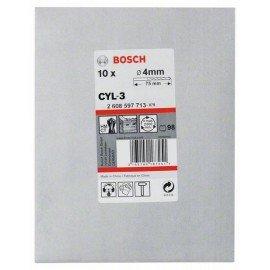 Bosch CYL-3 betonfúrók 4 x 40 x 75 mm, d 3,3 mm