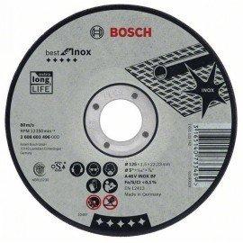 Bosch Darabolótárcsa, egyenes, Best for Inox A 30 V INOX BF, 115 mm, 2,5 mm