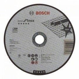 Bosch Darabolótárcsa, egyenes, Best for Inox A 30 V INOX BF, 180 mm, 2,5 mm