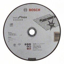 Bosch Darabolótárcsa, egyenes, Best for Inox A 30 V INOX BF, 230 mm, 2,5 mm