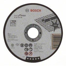 Bosch Darabolótárcsa, egyenes, Best for Inox A 46 V INOX BF, 125 mm, 1,5 mm