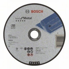 Bosch Darabolótárcsa, egyenes, Best for Metal A 30 V BF, 180 mm, 2,5 mm