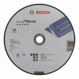 Bosch Darabolótárcsa, egyenes, Best for Metal A 30 V BF, 230 mm, 2,5 mm