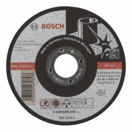 Bosch Darabolótárcsa, egyenes, Expert for Inox AS 46 T INOX BF, 115 mm, 2,0 mm