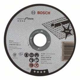 Bosch Darabolótárcsa, egyenes, Expert for Inox AS 46 T INOX BF, 125 mm, 1,6 mm