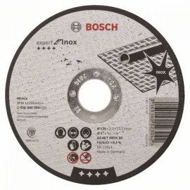 Bosch Darabolótárcsa, egyenes, Expert for Inox AS 46 T INOX BF, 125 mm, 2,0 mm