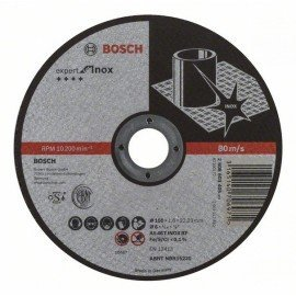 Bosch Darabolótárcsa, egyenes, Expert for Inox AS 46 T INOX BF, 150 mm, 1,6 mm