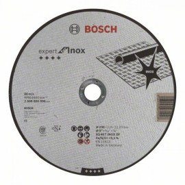 Bosch Darabolótárcsa, egyenes, Expert for Inox AS 46 T INOX BF, 230 mm, 2,0 mm