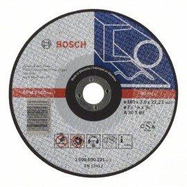 Bosch Darabolótárcsa, egyenes, Expert for Metal A 30 S BF, 180 mm, 3,0 mm