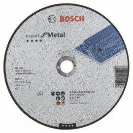 Bosch Darabolótárcsa, egyenes, Expert for Metal A 30 S BF, 230 mm, 3,0 mm