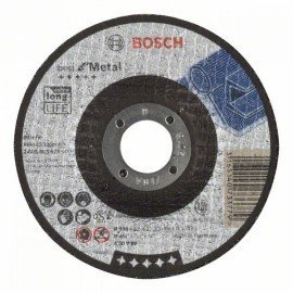 Bosch Darabolótárcsa, hajlított, Best for Metal A 30 V BF, 115 mm, 2,5 mm