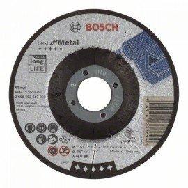 Bosch Darabolótárcsa, hajlított, Best for Metal A 46 V BF, 115 mm, 1,5 mm