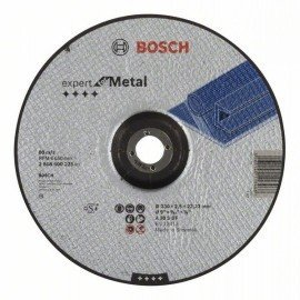 Bosch Darabolótárcsa, hajlított, Expert for Metal A 30 S BF, 230 mm, 2,5 mm