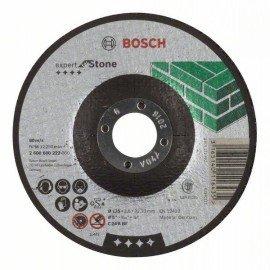 Bosch Darabolótárcsa, hajlított, Expert for Stone C 24 R BF, 125 mm, 2,5 mm