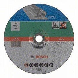 Bosch Darabolótárcsa, hajlított, fém D= 230 mm