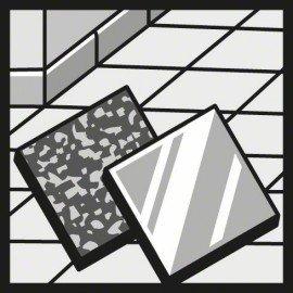 "Bosch Diamond for Hard Ceramics gyémánt körkivágó 20 mm, 25/32"""