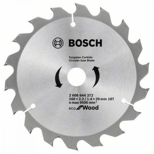 Bosch Eco for wood körfűrészlap