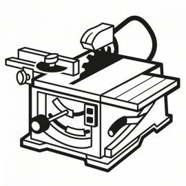 Bosch EX WO T 254x30-22