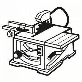 Bosch EX WO T 254x30-80