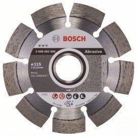 Bosch Expert for Abrasive gyémánt darabolótárcsa 115 x 22,23 x 2,2 x 12 mm