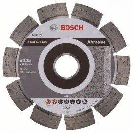 Bosch Expert for Abrasive gyémánt darabolótárcsa 125 x 22,23 x 1,6 x 10 mm