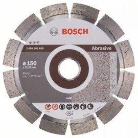 Bosch Expert for Abrasive gyémánt darabolótárcsa 150 x 22,23 x 2,4 x 12 mm
