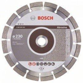 Bosch Expert for Abrasive gyémánt darabolótárcsa 230 x 22,23 x 2,4 x 12 mm