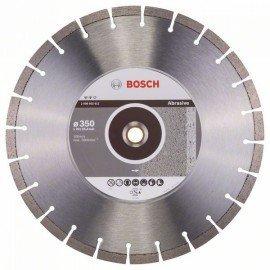 Bosch Expert for Abrasive gyémánt darabolótárcsa 350 x 20,00+25,40 x 3,2 x 12 mm