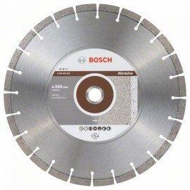 Bosch Expert for Abrasive gyémánt darabolótárcsa 350 x 25,40 x 3,2 x 12 mm