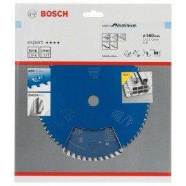 Bosch Expert for Aluminium körfűrészlap 160 x 20 x 2,2 mm, 52