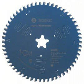 Bosch Expert for Aluminium körfűrészlap 190 x 2,6 mm, 58