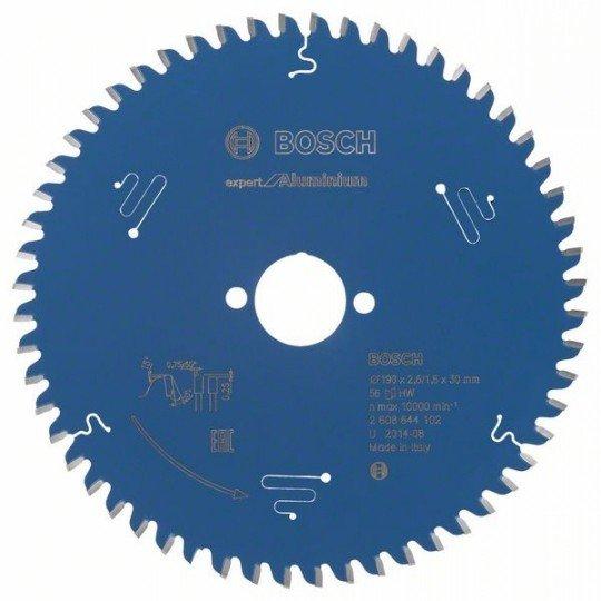 Bosch Expert for Aluminium körfűrészlap 190 x 30 x 2,6 mm, 56